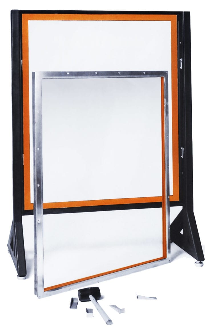 Blast-Resistant Industrial Window
