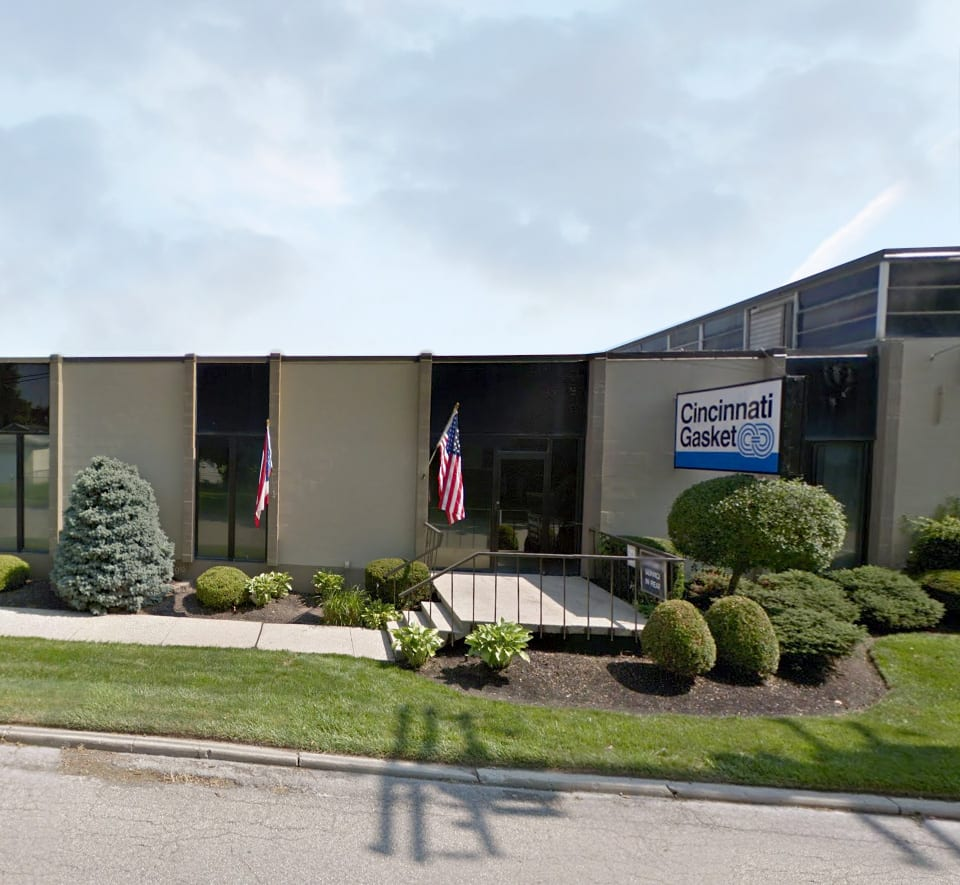 Cincinnati Gasket & Industrial Glass Facility