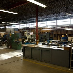Gaskets Manufacturing Facility