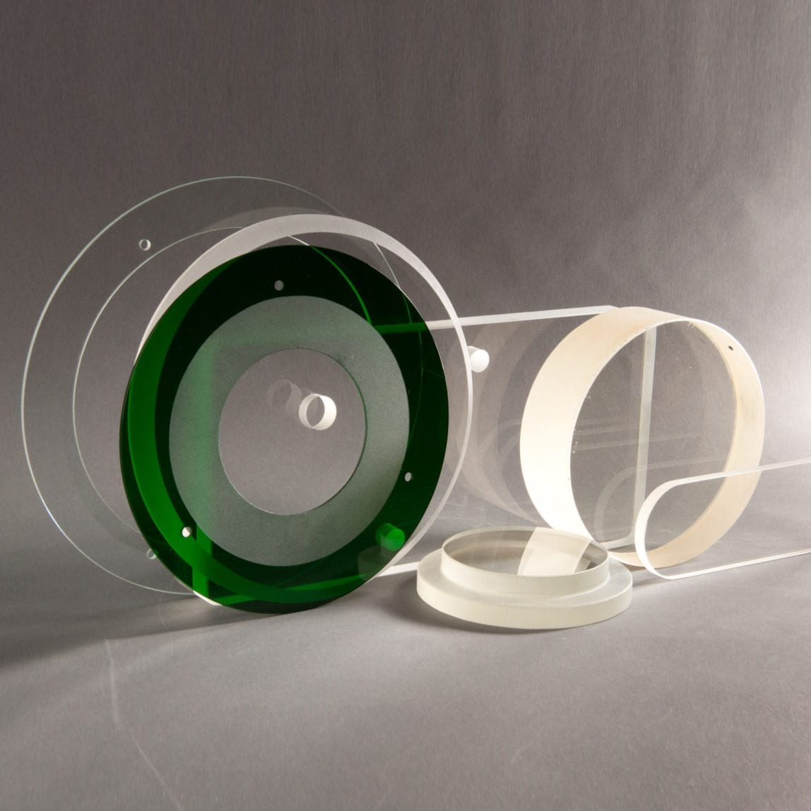 Fabricated Industrial Glass