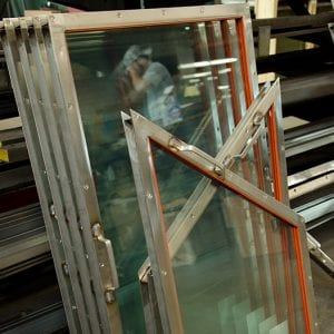 Laminated Glass Blast Resistant Shields