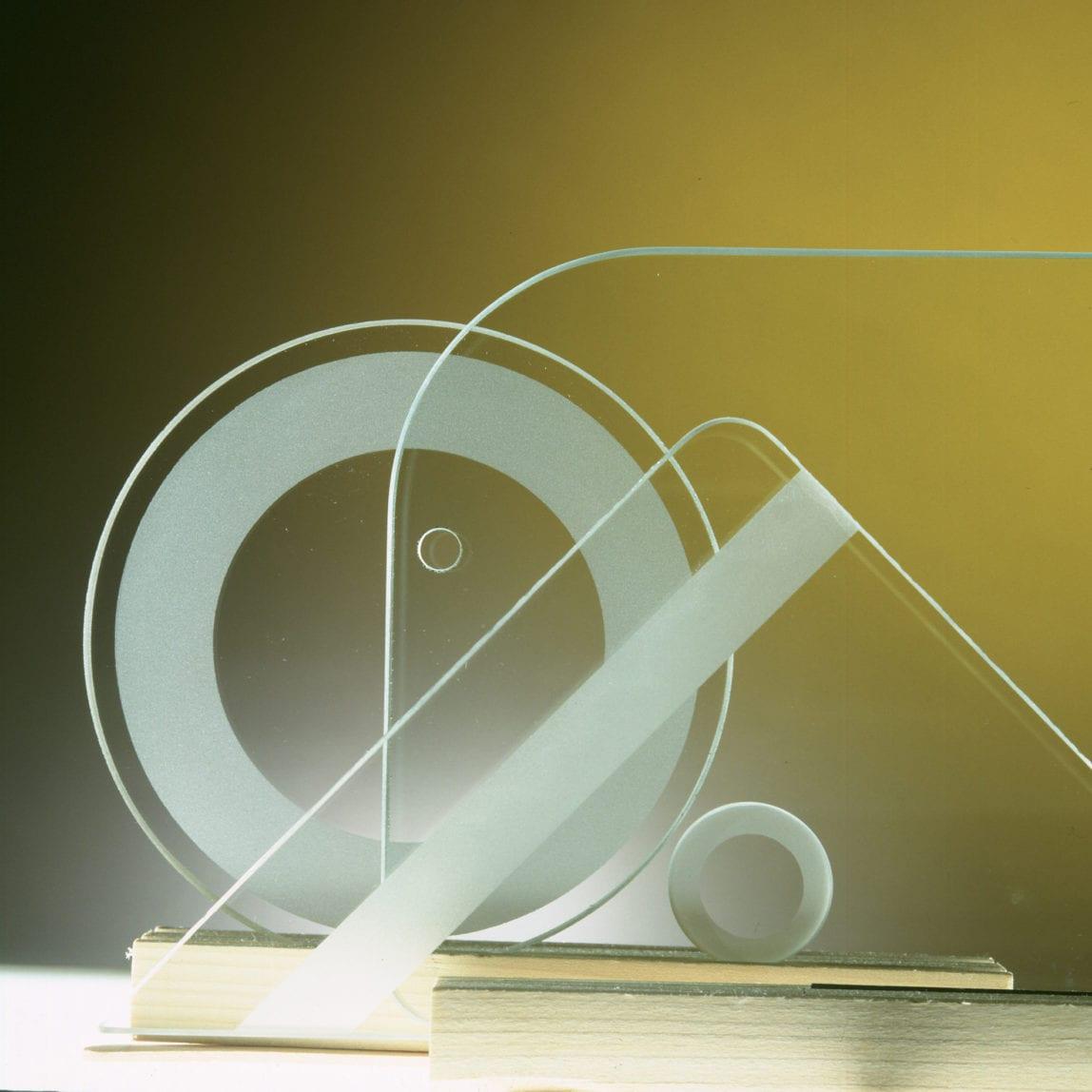 Lighting Glass Fabrication Examples