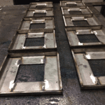 TIG welding for sight glass